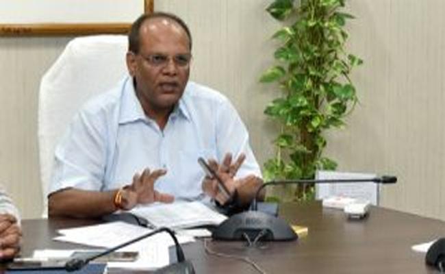 Somesh Kumar Review On Corporations And Municipalities - Sakshi