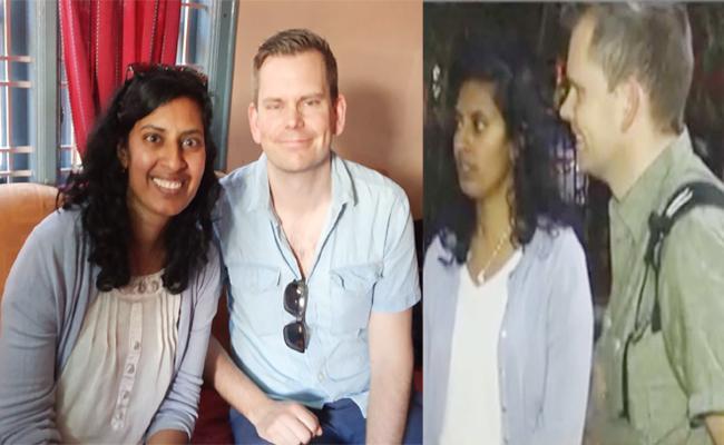 Sweden Couple Searching For Parents in Karnataka - Sakshi