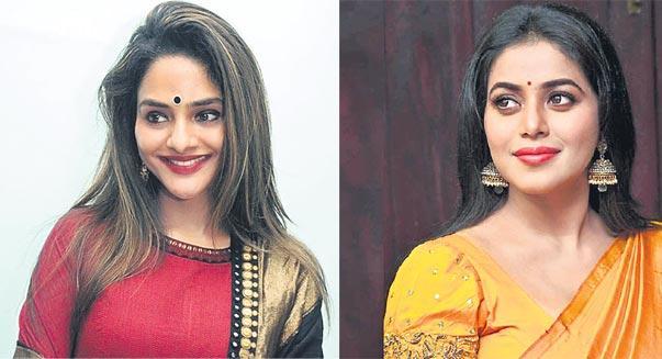 madhubala And purna in jayalalitha biopic - Sakshi