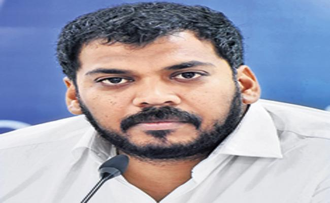 Anilkumar Yadav Comments On Polavaram - Sakshi