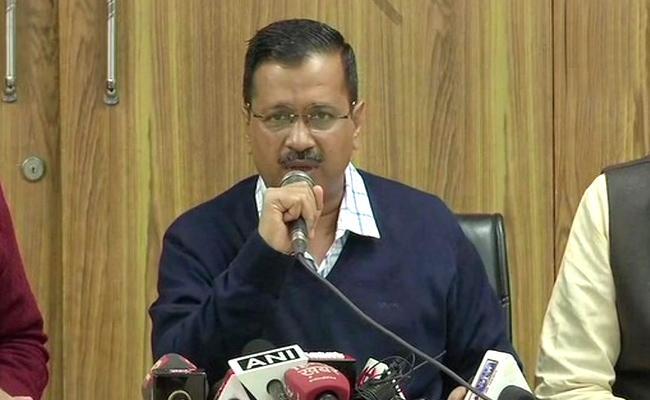 Delhi Violence Army Should Be Called In CM Kejriwal Request To Center - Sakshi
