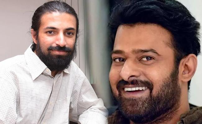 Prabhas To Work With Nag Ashwin Under Vyjayanthi Movies Next Telugu Film - Sakshi