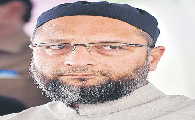 Owaisi Asaduddin Comments On BJP Party - Sakshi