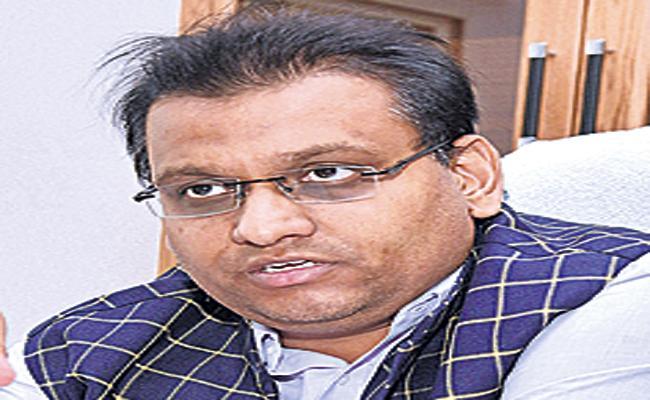 Pradyumna Clarification To Crop buying centers  - Sakshi