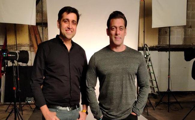 Realme ropes in Salman Khan as brand Ambassador    - Sakshi