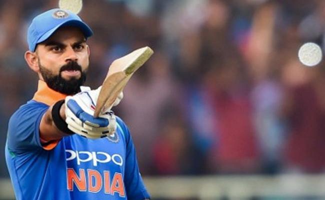 Virat Kohli Will Play For Asia Team - Sakshi