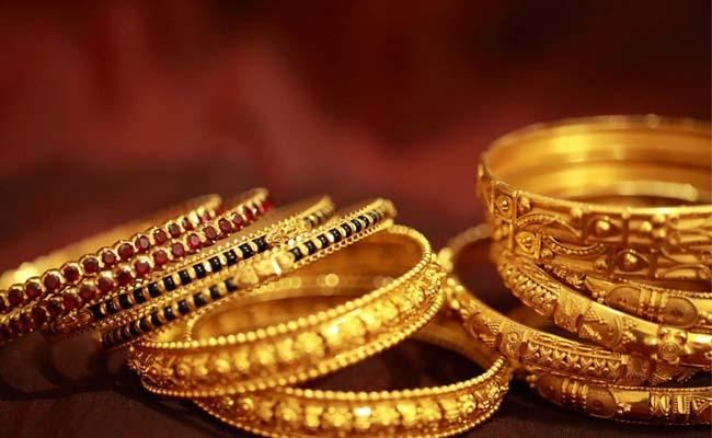 Gold prices today fall sharply for second day in a row - Sakshi