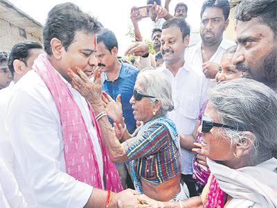 Transparency Administration Is Our Aim Says Minister KTR - Sakshi