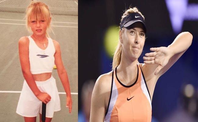 Maria Sharapova Says Goodbye To Tennis Announces Retirement - Sakshi