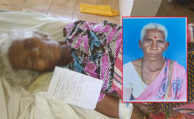 People Funeral With Collected money to Orphan Deadbody Chittoor - Sakshi