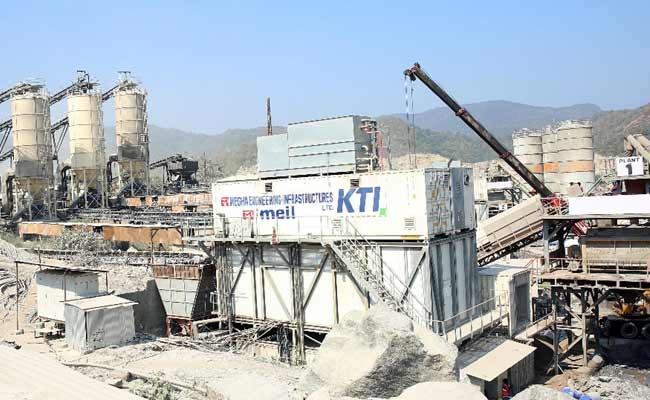 Polavaram Project: Construction Works Speed Up, Completed by Next Year - Sakshi