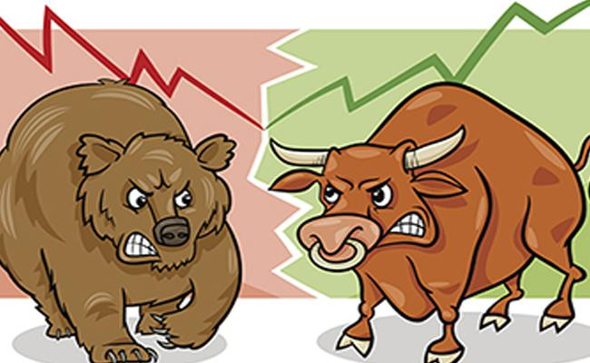 Stockmarkets gape down open nifty below 11700 - Sakshi