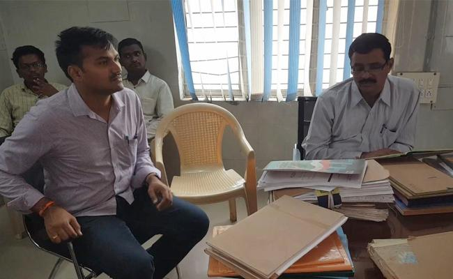 ACB Attacks On Government Hospitals In Andhra Pradesh - Sakshi