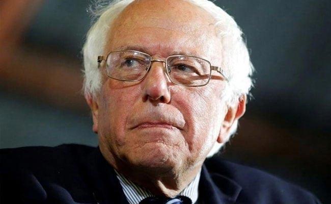 Bernie Sanders Comments On Trump Statement On Delhi Clashes - Sakshi