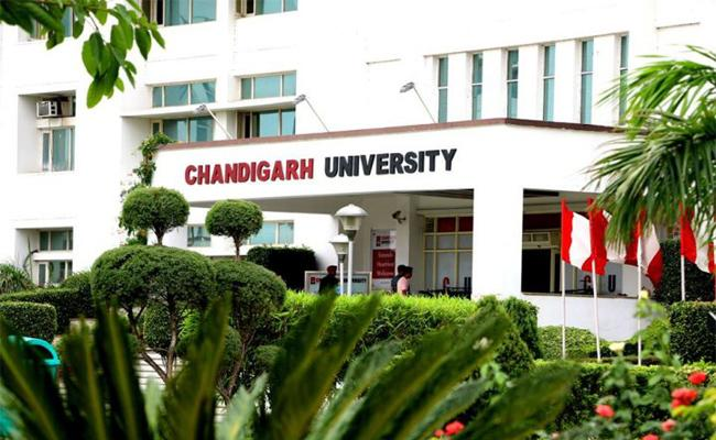 AP Students Selected in Campus Placements At Chandigarh University - Sakshi