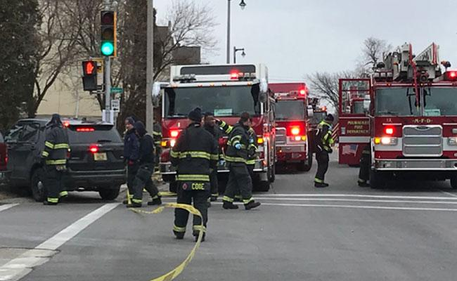 Brewery Employee Shoots Five And Then Himself In Milwaukee - Sakshi