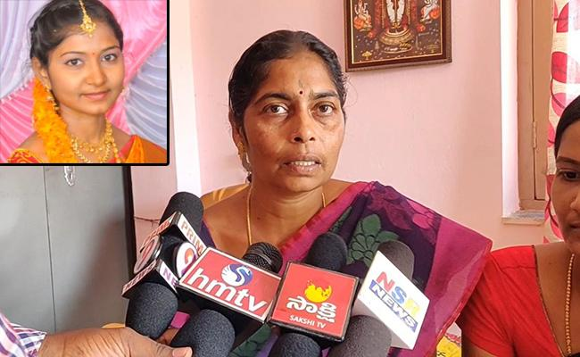 Jyothi Mother Pramila Said Thanks To CM Jagan Over Her Daughter Return To India - Sakshi
