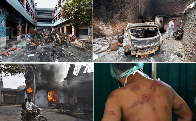 27 Killed In Delhi Violence - Sakshi