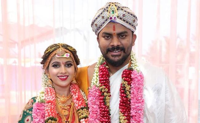 Bigg Boss Kannada: Chandan Shetty Marries Niveditha Gowda - Sakshi