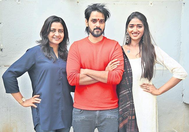 Sumanth Ashwin New Movie Opening - Sakshi