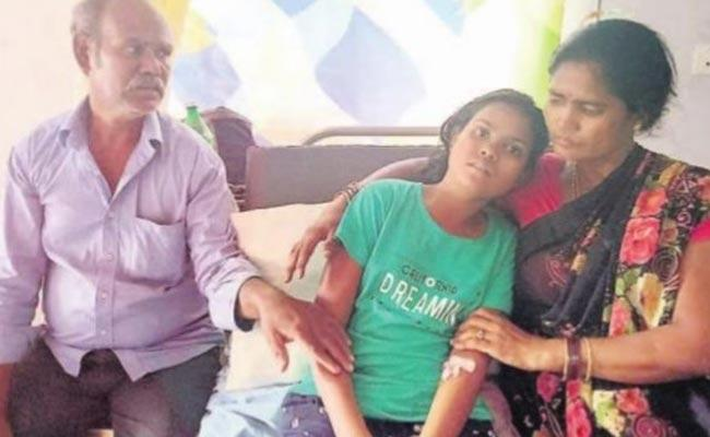 Student Suffering From Sickle Cell Anemia - Sakshi