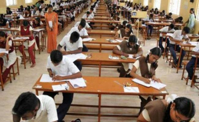 SSC Exams From March 23 and Inter Exams From March 4 - Sakshi