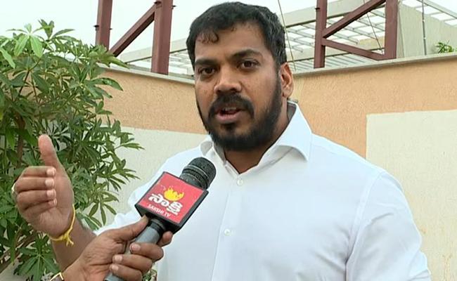 Minister Anil Kumar Yadav Fires On Chandrababu Naidu - Sakshi