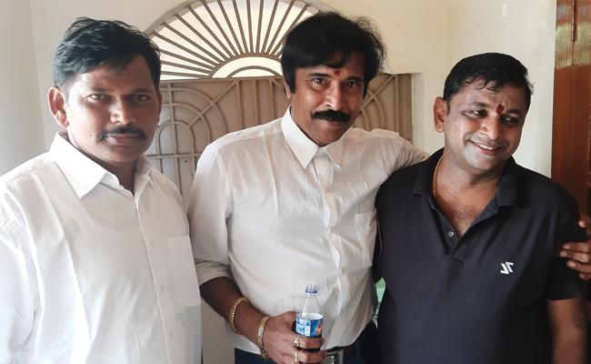 Bhanu Chander Movie Direction With his Son Jayanth in may - Sakshi