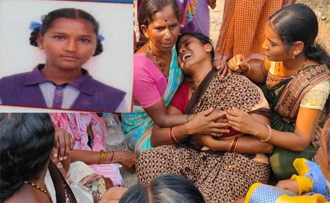 Girl Commits Suicide Over Health Problem In mahabubnagar - Sakshi