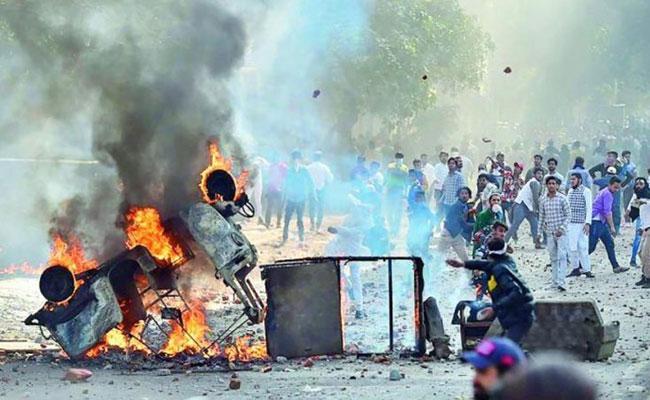 Delhi Violence : Deaths Toll Mounts - Sakshi