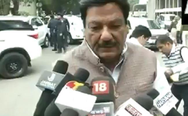 Haryana Minister Says It Is Part Of Life Over Delhi violence - Sakshi
