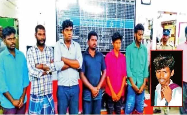 Kottakuppam Murder Case Police Arrested 7 People - Sakshi