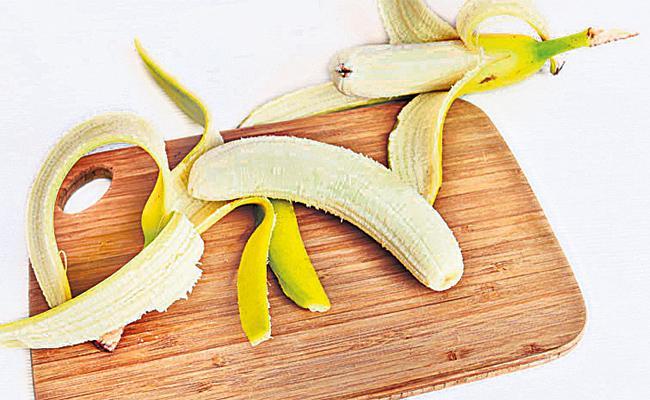 Benefits With Banana Peel - Sakshi