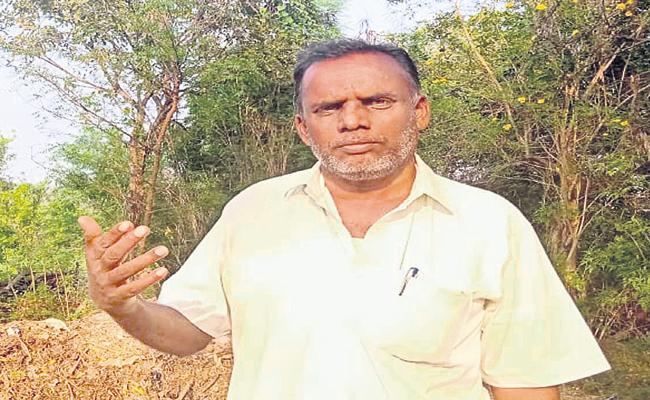 National Award To Farmer Akepati Varaprasad Reddy - Sakshi