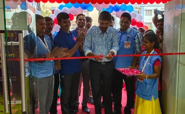 Reliance New Smart Super Store Start In Bandlaguda - Sakshi