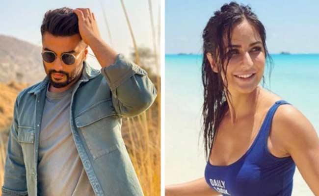 Katrina Kaif Comments On Arjun Kapoor Instagram Photos - Sakshi