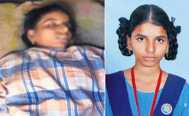 Intermediat Student Thulasi Commits Suicide Hyderabad - Sakshi