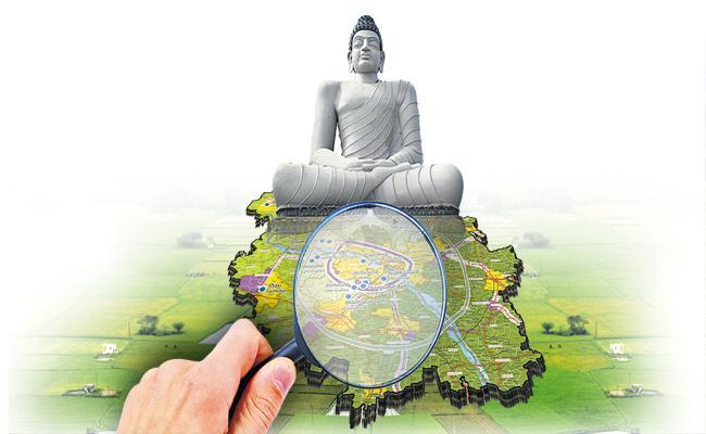 SIT Inquiry Started into Insider Trading in the Amaravati Lands - Sakshi