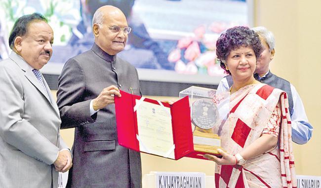 Narendra Modi Appreciates Indian Scientists On National Science Day - Sakshi