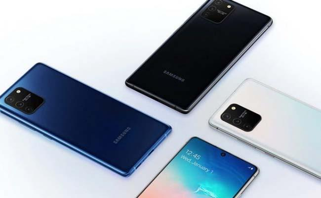 Samsung Galaxy S10 Lite 512GB varient - Sakshi