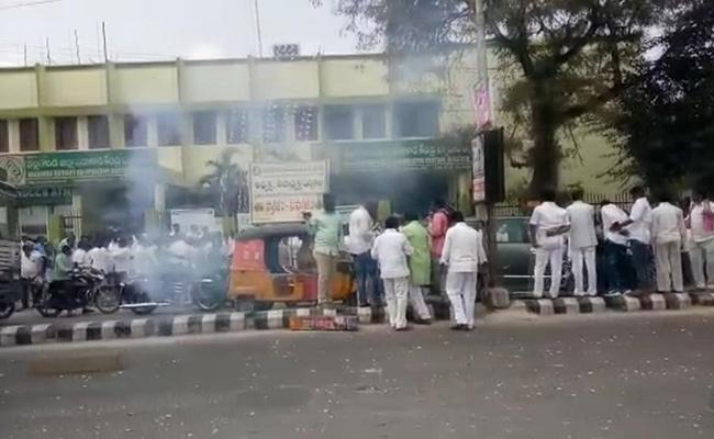 Telangana PACS Election DCCB Chairman LIst - Sakshi