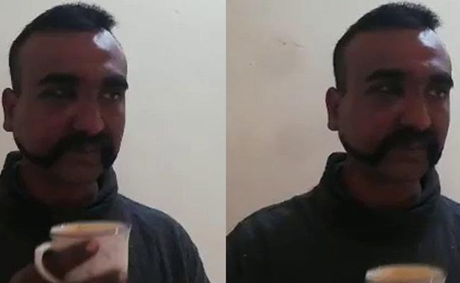 Pakistani Man Says Abhinandan Was Guest Who Claims Served Tea To Him - Sakshi