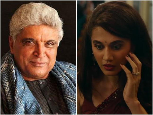 Javed Akhtar Said Thappad Became Milestone In Indian Cinema - Sakshi