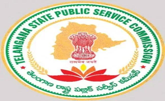 TSPSC Conducts Computer Test For Group 4 Selected Candidates - Sakshi