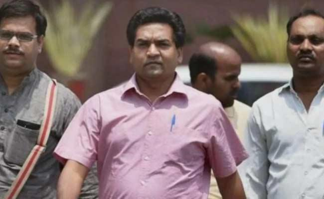 Kapil Mishra Again Controversy Statement On Aam Aadmi Party - Sakshi