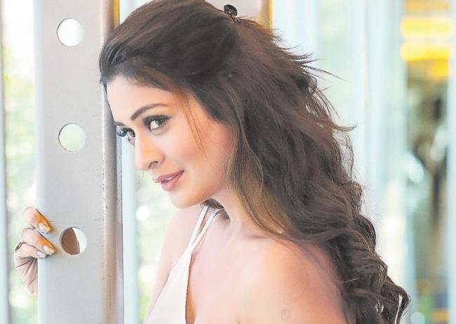 payal rajput dons a special role as female airforce fighter pilot - Sakshi