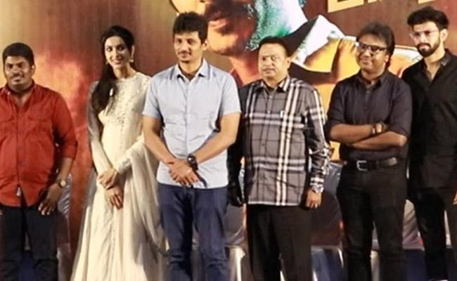 Jeeva Seeru Movie Press Meet - Sakshi