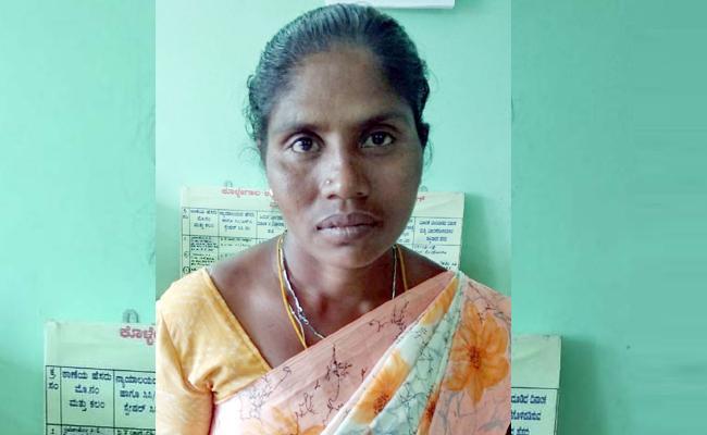 Veerappan Follower Wife Stella Arrest in Karnataka - Sakshi