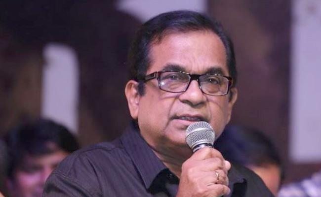 Brahmanandam Said We Should Build Cancer Free Country - Sakshi