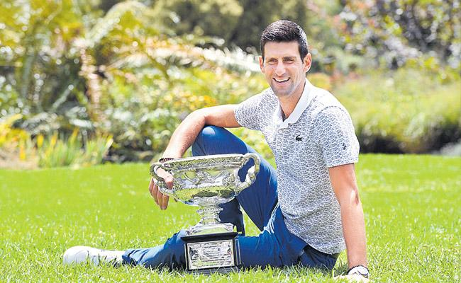 Now My Focus Is On Federers Record Says Djokovic - Sakshi